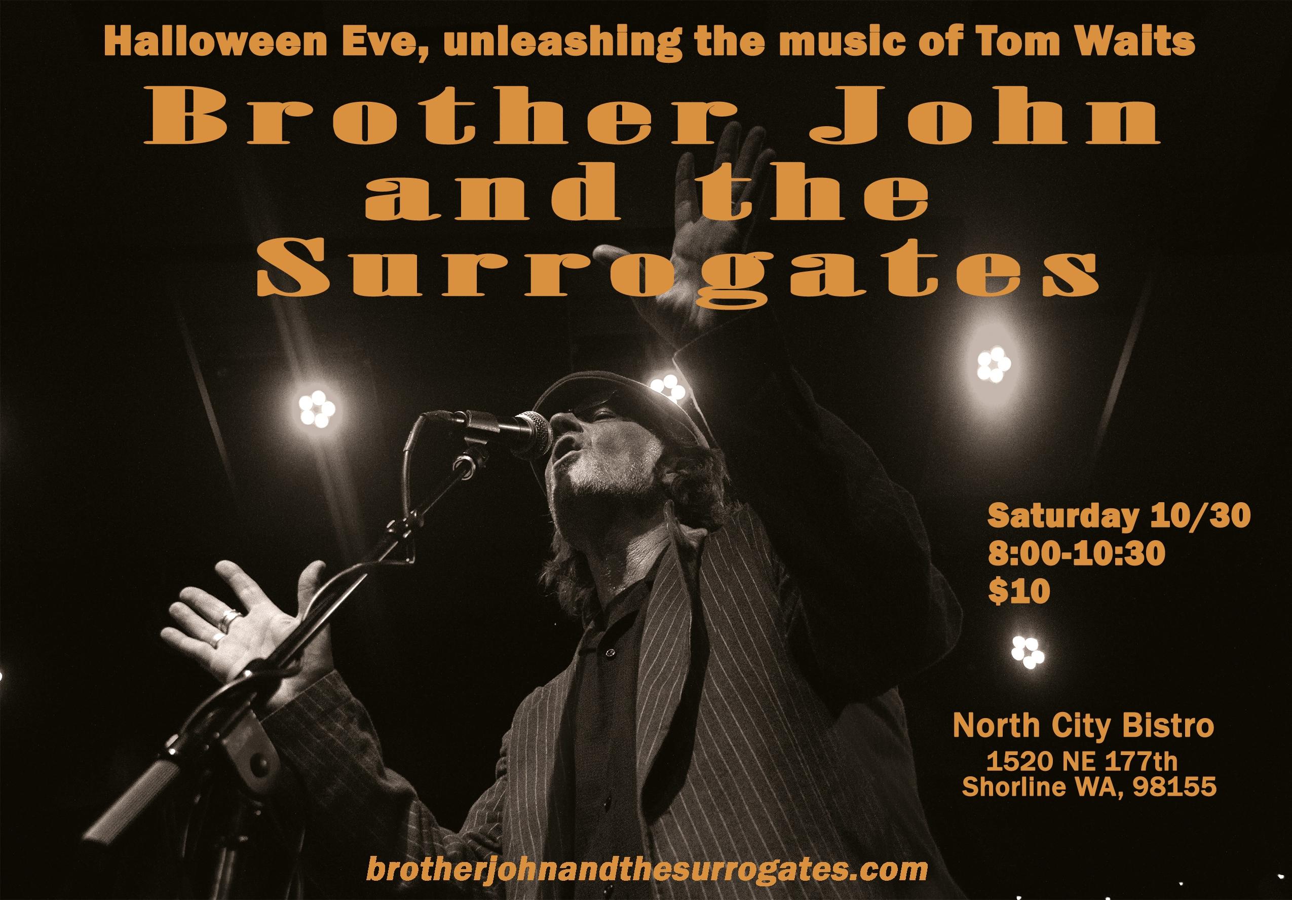 Brother John & the Surrogates