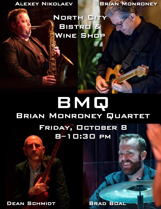 Brian Monroney Quartet