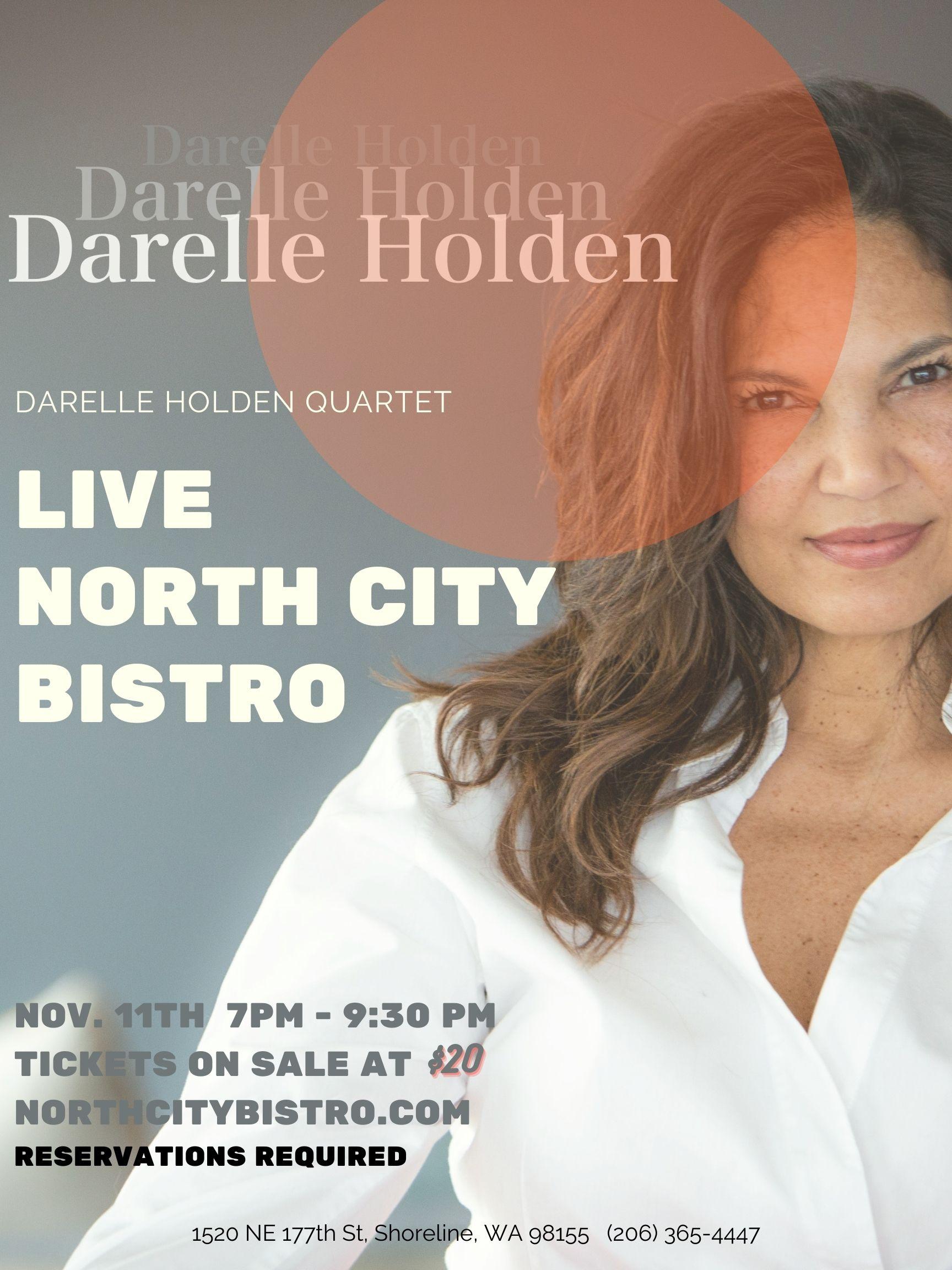 Darelle Holden