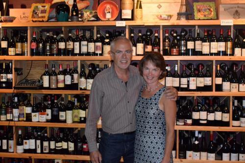 Ray and Sharon Bloom, Proprietors